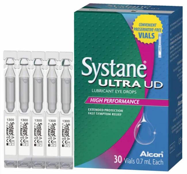 Systane Ultra UD Eye Drops 0.7 ml (30s)
