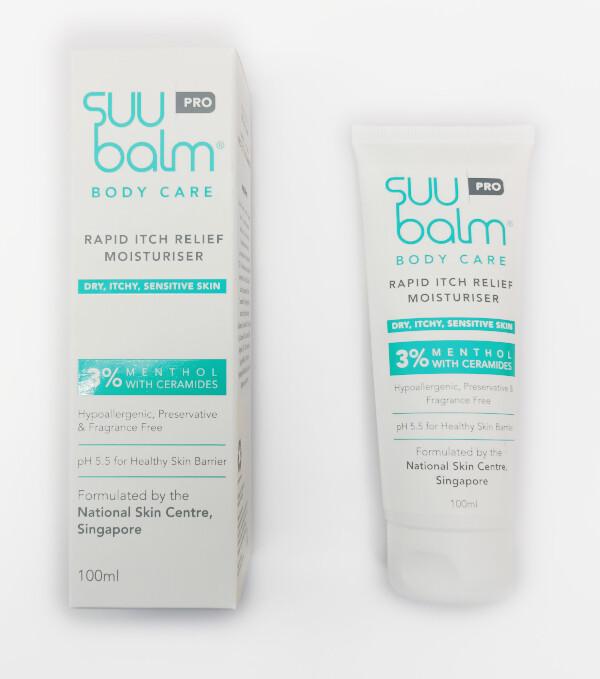 Suu Balm® Pro Body Care