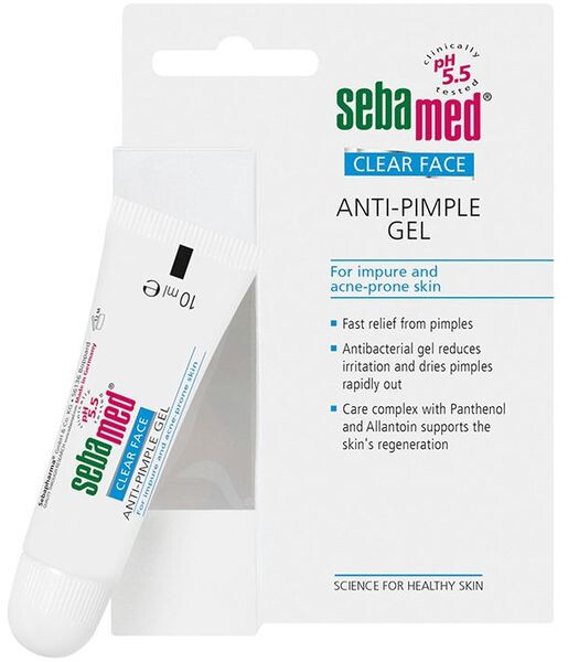 Sebamed Clear Face Anti-Pimple Gel (10ml)