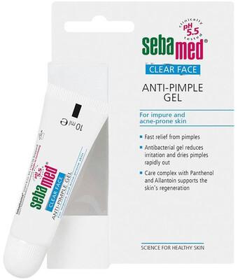 Sebamed Clear Face Anti-Pimple Gel (10ml)