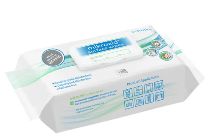 mikrozid® surface wipes