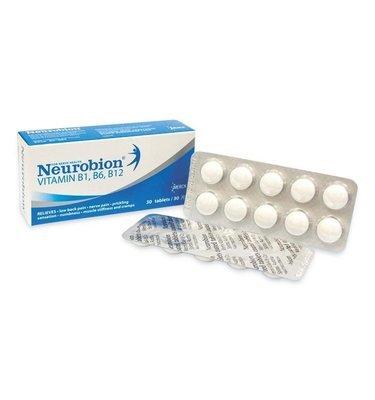 Neurobion Tab 30's (1 box)