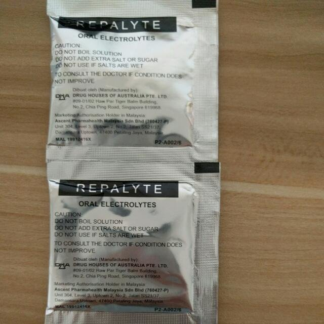 Repalyte Oral Rehydration Salts (10 Sachets)