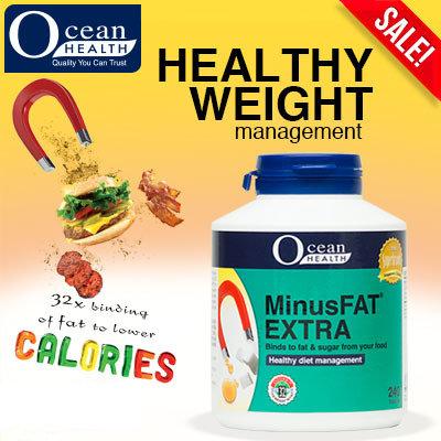 Minus FAT Extra (240 Tablets)