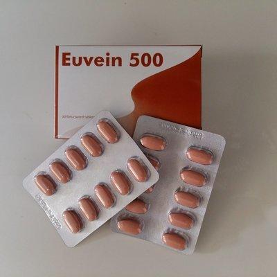Euvein 500 (30 Tabs)