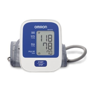 OMRON Upper Arm Blood Pressure Monitor HEM-8712 (Analogue)