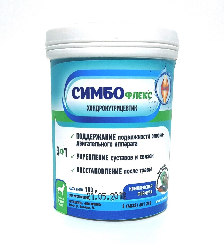 CИМБОФЛЕКС, хондронутрицевтик  для собак средних и крупных пород, 440 грамм
