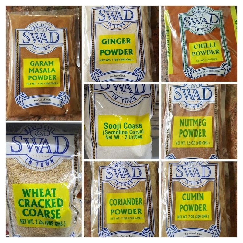 Iraqi Species Mix Plus (bulghur) Wheat Cracked & Semolina