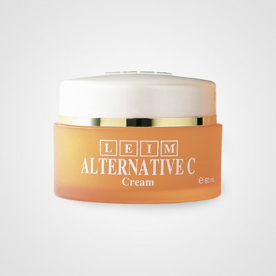 ALTERNATIVE  C CREAM  / 60ml. Anti-Oxidating Treatment, Protects, Regenerates and Reaffirms your Skin