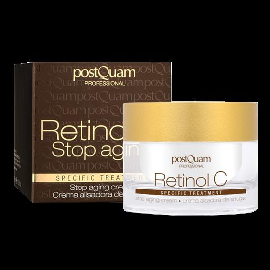 RETINOL AND VITAMINE C STOP AGING CREAM