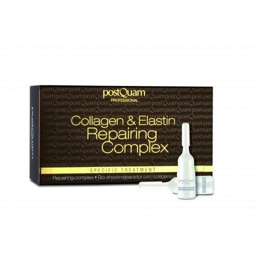 COLLAGEN & ELASTIN l SKIN REPAIR  Complex: 12 x 3ml Vials
