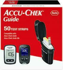 Sell Accu-Chek Guide 50ct