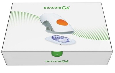 Sell Dexcom g6 Sensors (Box of 3)
