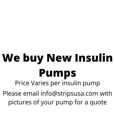 Sell insulin pumps