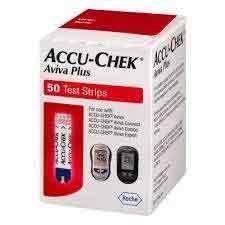 Sell Accu-chek Aviva Plus 50 Count