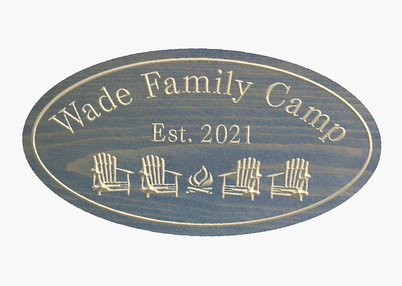 Reserved For Ashley K Custom Sign
