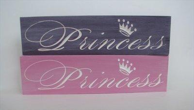 Princess Sign