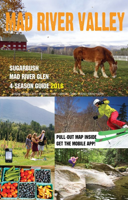 2017-2018 Mad River Valley 4 Season Guide