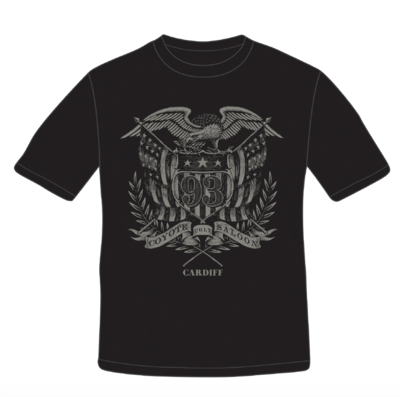 Grey Eagle Coyote T Shirt