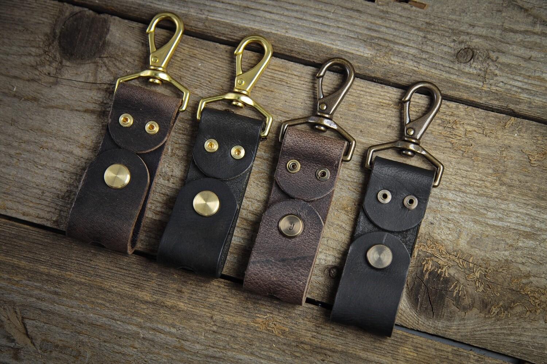 Custom Leather Key Case