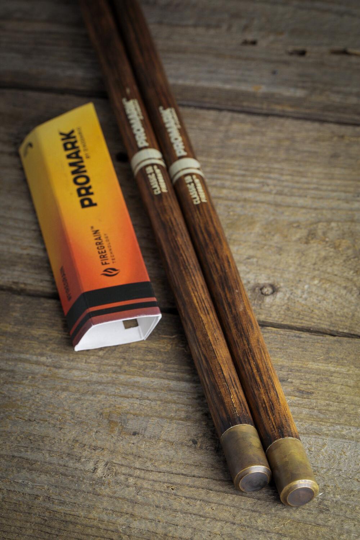 Firegrain 5B Brass Weighted Sticks