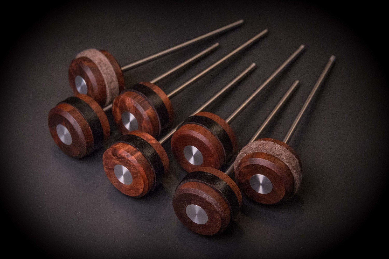 Black Walnut Beaters