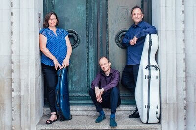 THE GOULD PIANO TRIO with ROBERT PLANE - Saturday 11th December 2021