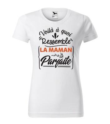 Tee shirt femme à quoi ressemble votre texte personnalisable