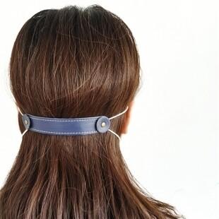 Protecteurs d'Oreille pour masque  - Prévention de la Douleur d'Oreille en 4 différentes couleurs.
