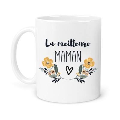 "Mug personnalisable ""la meilleure"""