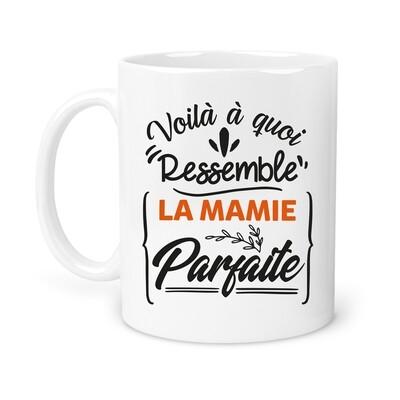 """Mug """"A quoi ressemble"""" personnalisable"""