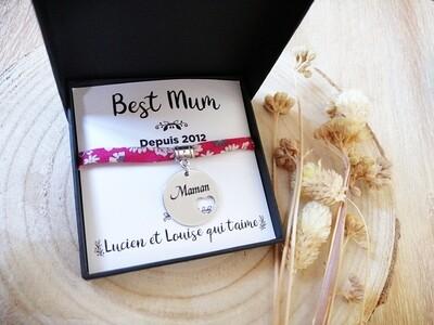 Bracelet Liberty Best Mum