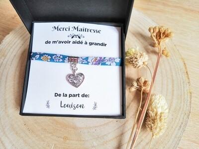 Bracelet Liberty Merci Maîtresse