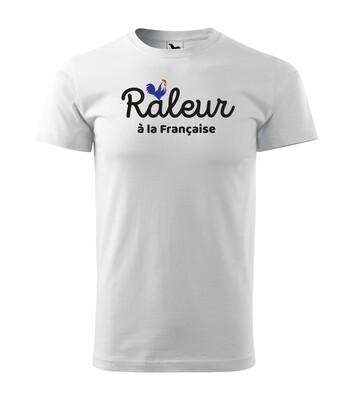 Tee shirt râleur à la Francçaise