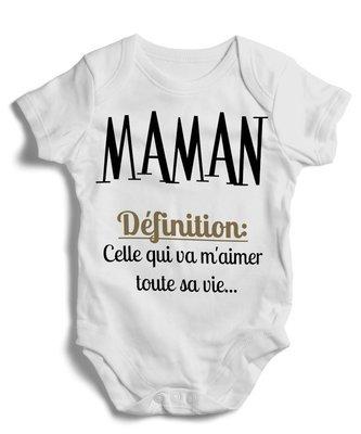 Body grenoullière Maman définition