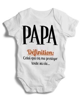 Body grenoullière Papa définition