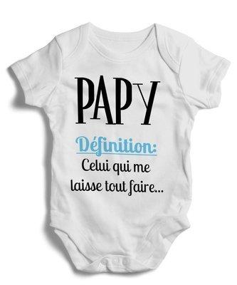 Body grenoullière Papy définition