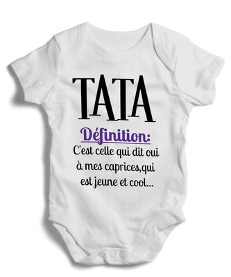 Body grenoullière Tata définition