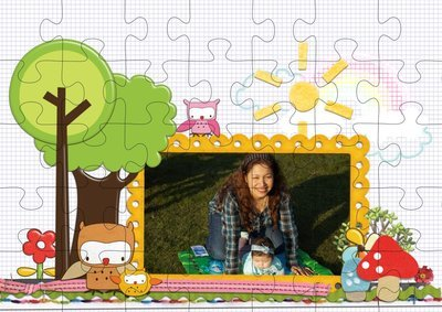 Puzzle montage campagne