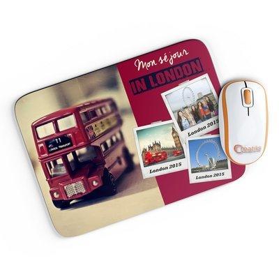 Tapis de souris les photos de vacances in London