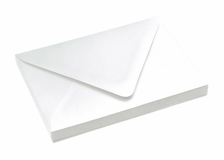 Sobre rectangular  10 x 13 cm  90g a 140g
