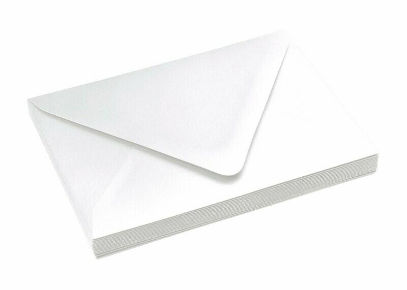 Sobre rectangular 18 x 24 cm  190g a 270g