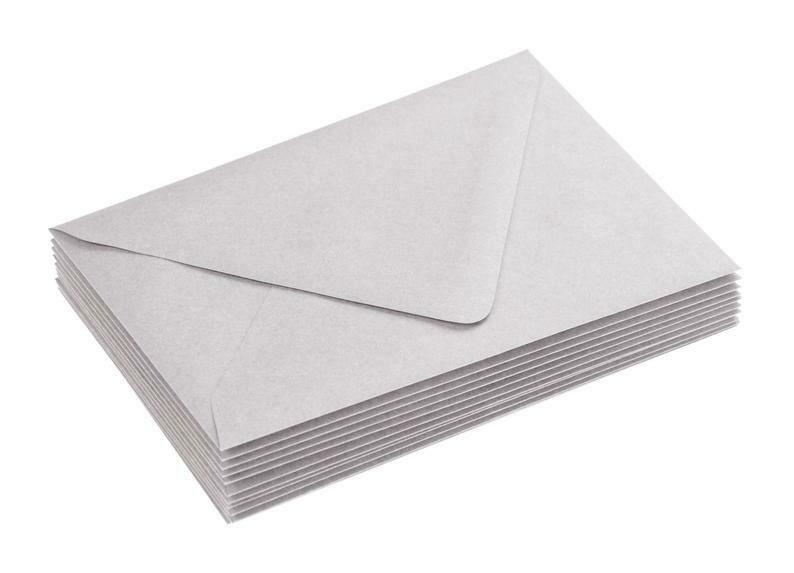 Sobre rectangular 20 x 28 cm  190g a 270g