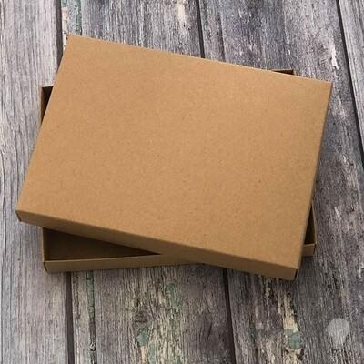 Caja Semi Rigida  19 x 14 x 1.5 cms 190g a 270g