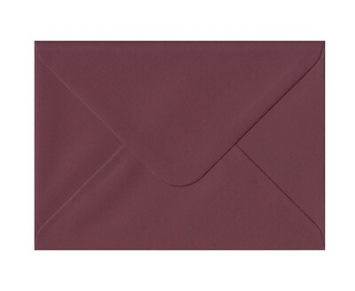 25 Sobres rectangular 13.7 x 18.7 cm 100g Burano Vino