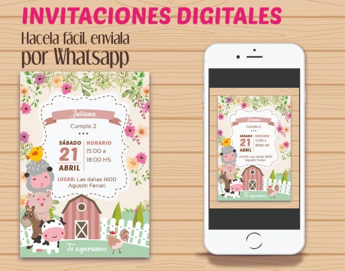 Invitacion DIgital Intermedio