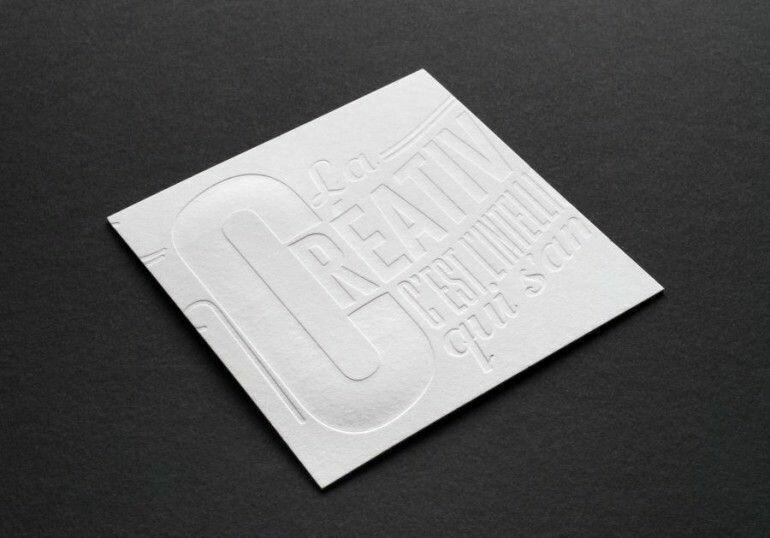 Impresión Bajo relieve 20x20 cms