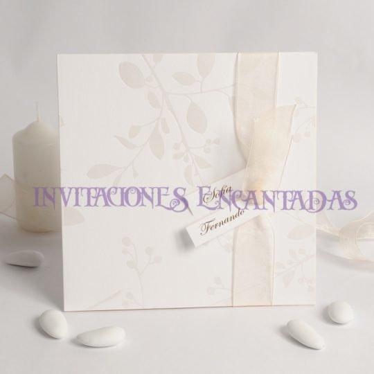 Invitación Boda de Paris Invierno 04