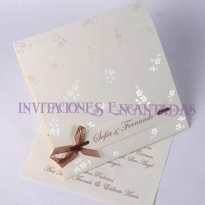 Invitación Boda de Paris Invierno 05