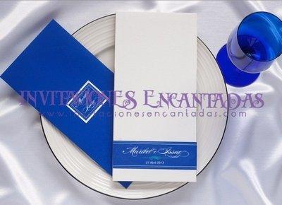 Invitación Boda Elegante 03